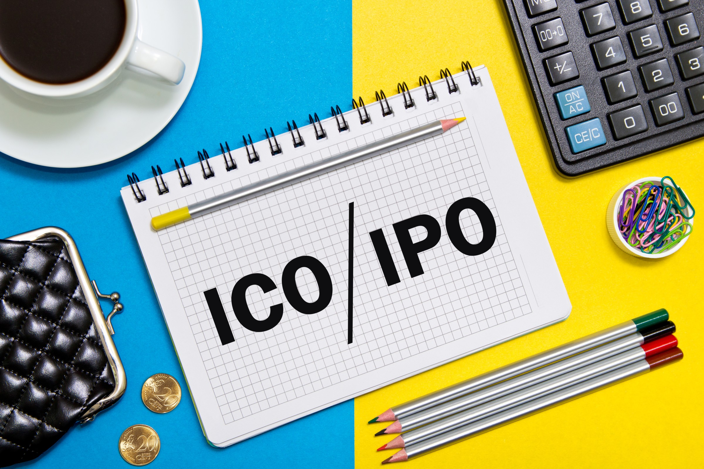 IPOとの比較にみるICOのメリット・デメリット